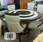 Classic Royal Round Table Dining Set | Furniture for sale in Lagos State, Ajah
