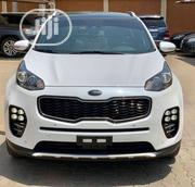 Kia Sportage 2017 White   Cars for sale in Lagos State, Lagos Island