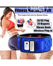 Microcomputer Fitness Massage Belt | Massagers for sale in Lagos State, Yaba