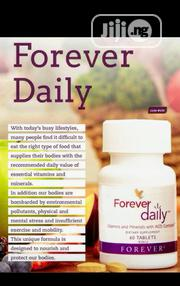 Forever Daily.For Body Maintenance,Stroke,Bp,Diabetic,Allergy,Cataract | Vitamins & Supplements for sale in Lagos State, Ikeja