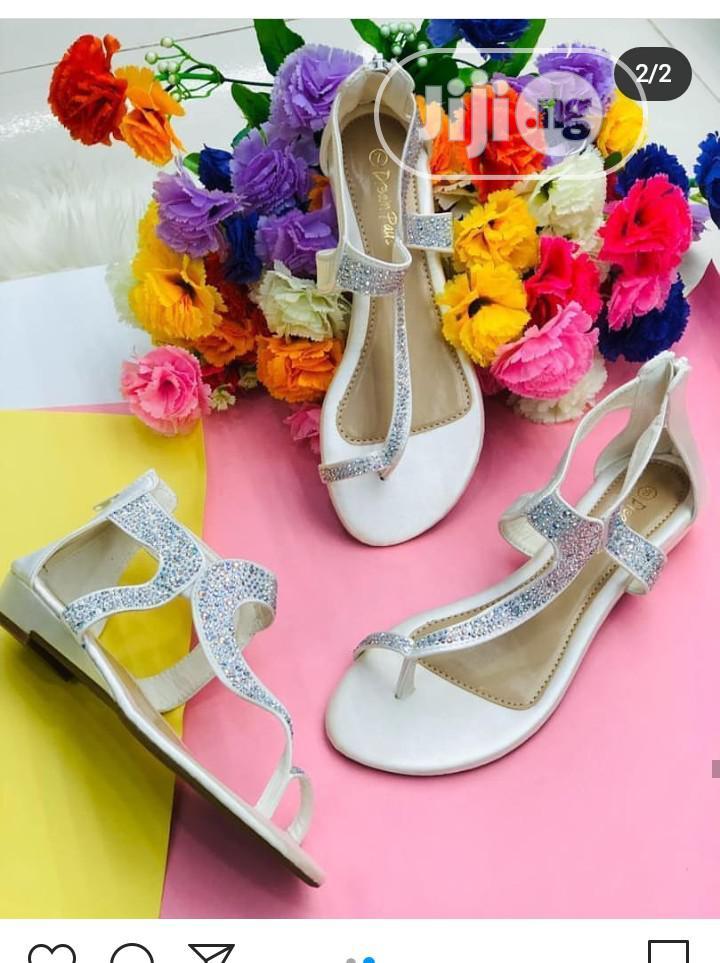 Ladies Quality Flat Sandals