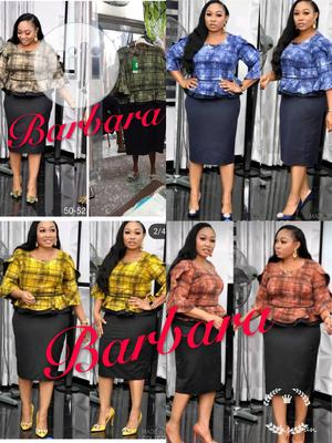 Female Formal Skirt And Top 3XL | Clothing for sale in Lagos State, Ikeja
