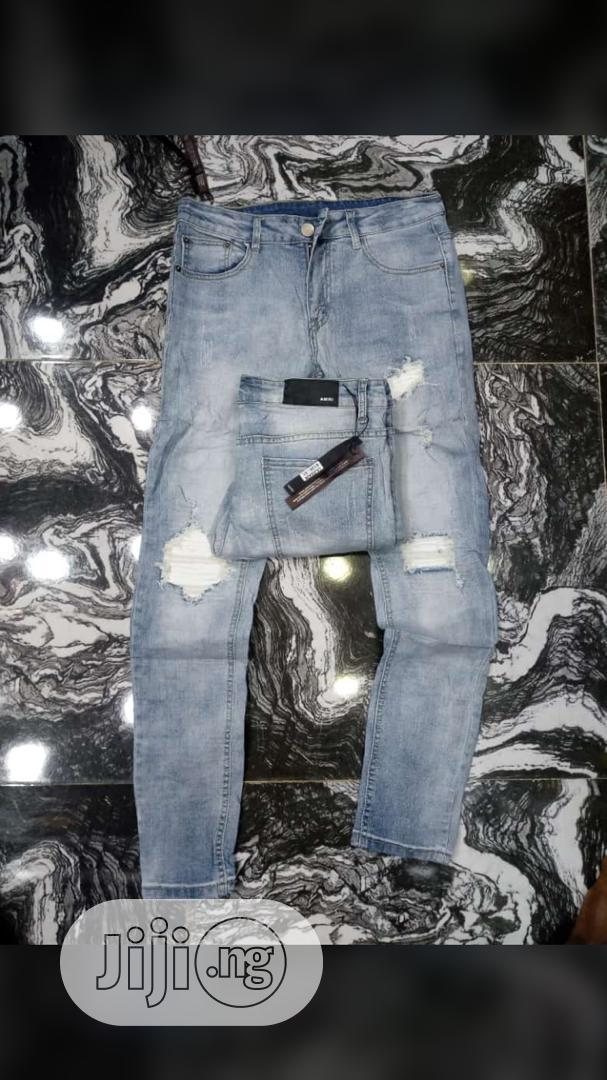 Male Stock Jeans