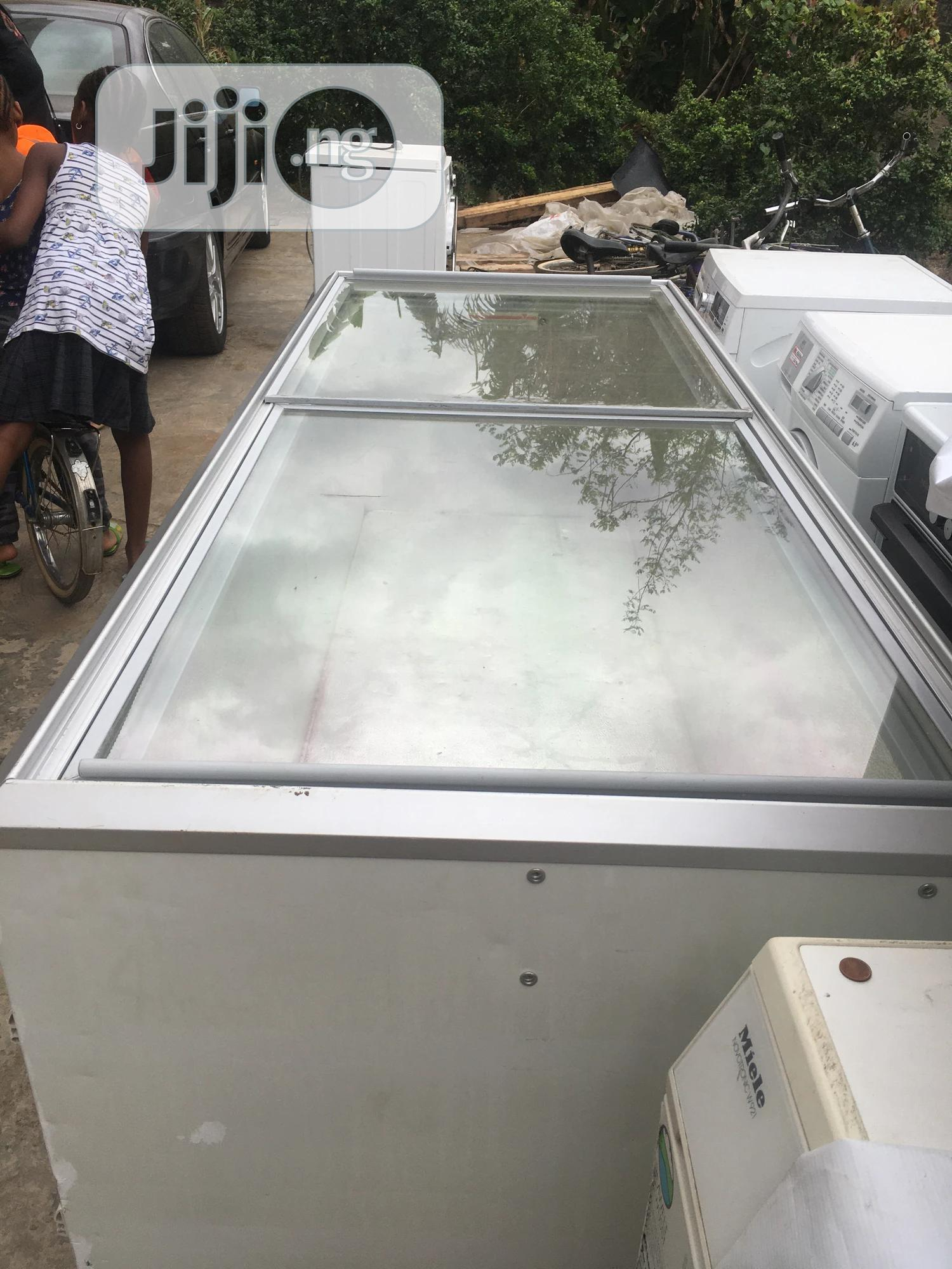 Commercial Ice Cream Freezer For Sale