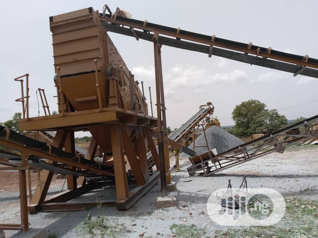 Parker Crusher 250tons (Negotiable)