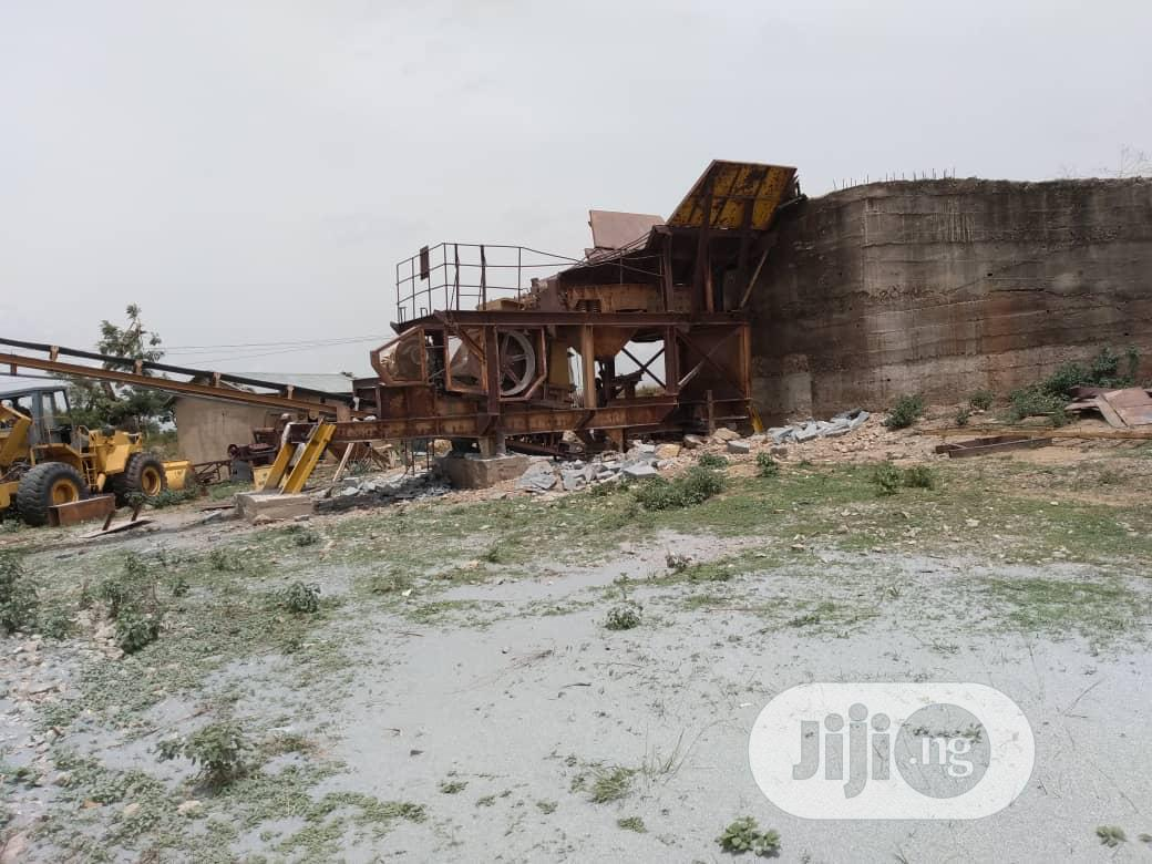 Parker Crusher 250tons (Negotiable) | Manufacturing Equipment for sale in Osogbo, Osun State, Nigeria
