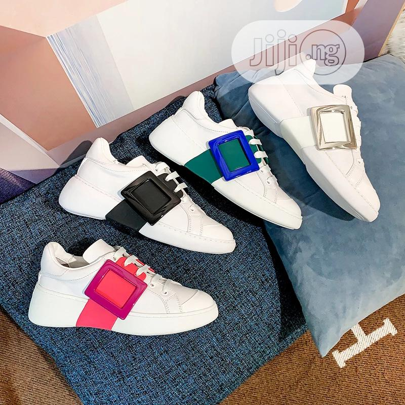 Checkout New Sneaker | Shoes for sale in Surulere, Lagos State, Nigeria