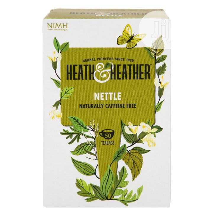 Nettle Tea 50 Bags - Caffeine Free