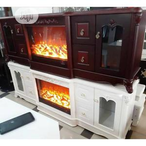 Fancy Electric Tv Stand | Furniture for sale in Lagos State, Lekki