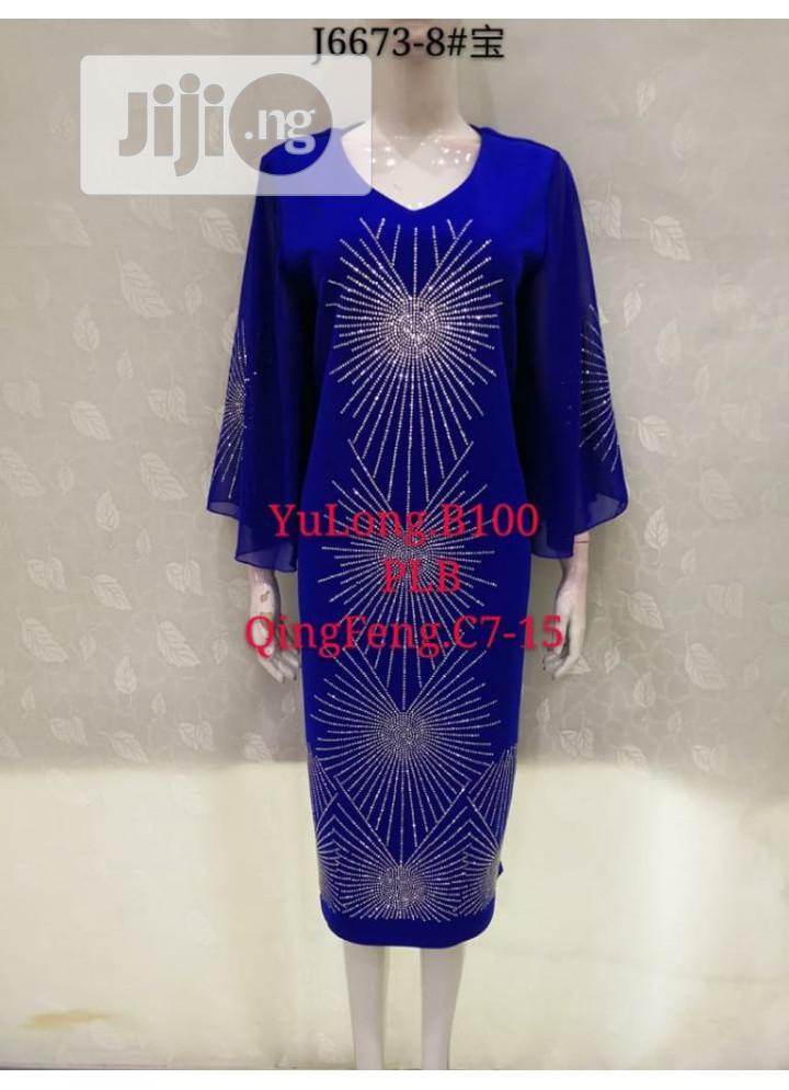 Female Formal Stoned Dress
