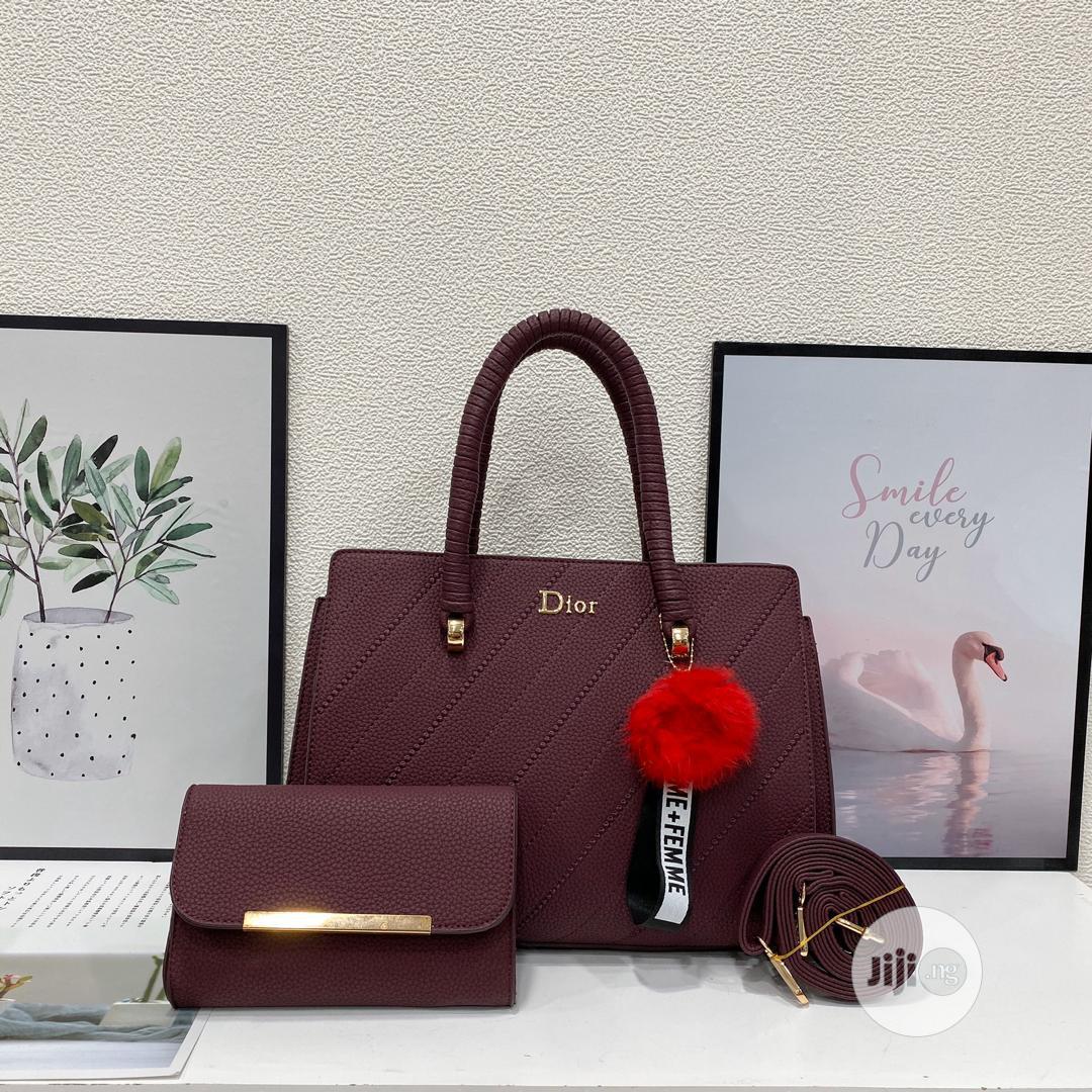 Geninune Leather Handbag