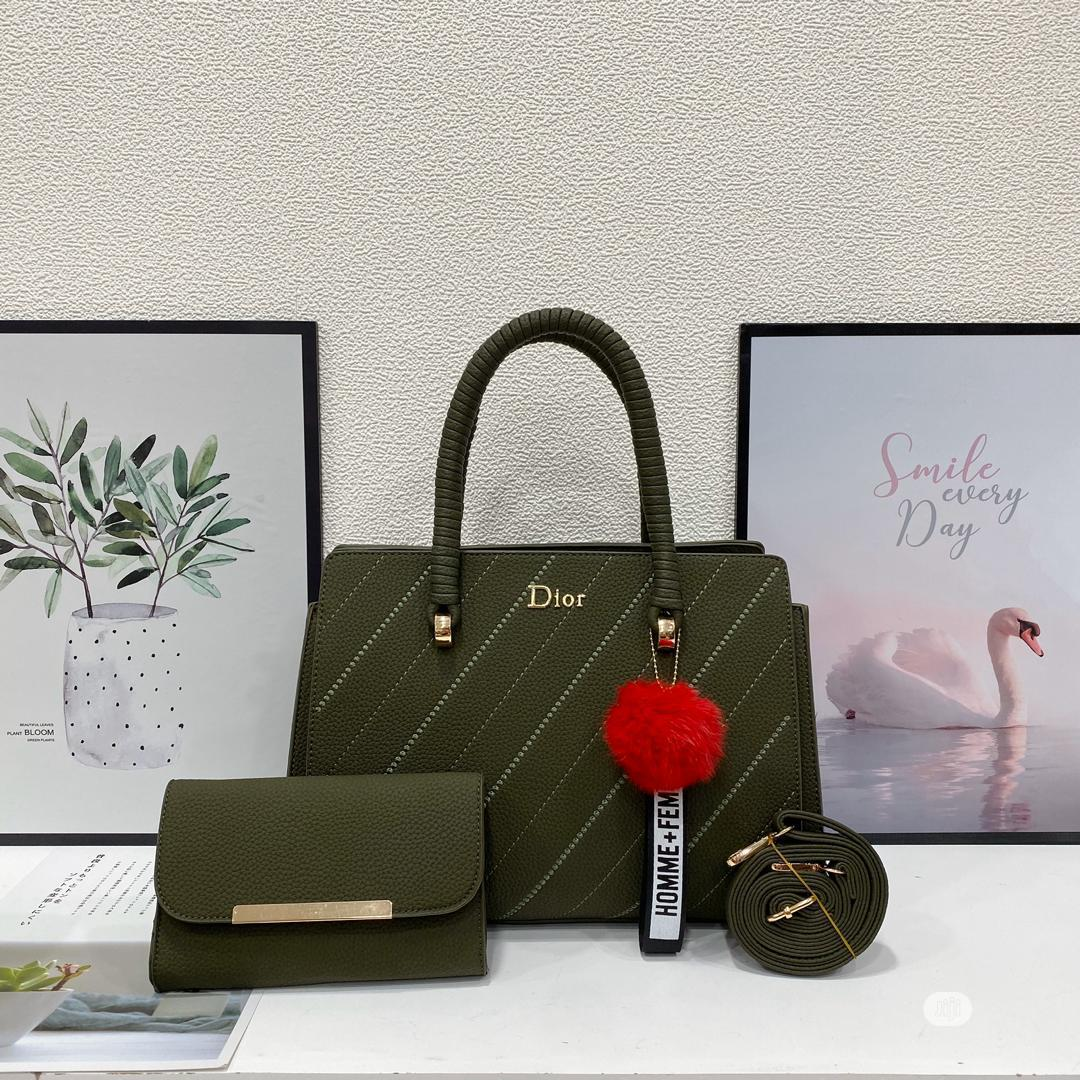 Geninune Leather Handbag | Bags for sale in Lagos Island, Lagos State, Nigeria