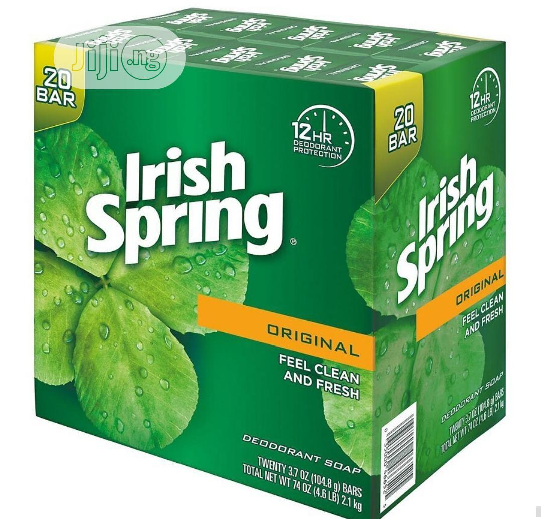 Irish Spring Bar Soap 20pieces