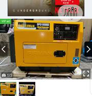 Sumec Firman DIESEL Generator 8.5 Kva Sound Proof | Electrical Equipment for sale in Lagos State, Ojo