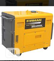 Firman Diesel Generator 8.4KVA | Electrical Equipment for sale in Lagos State, Ojo