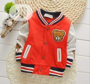 Unisex Red Cardigan | Children's Clothing for sale in Lagos State, Agboyi/Ketu