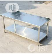 5fits Stainless Working Table | Restaurant & Catering Equipment for sale in Lagos State, Ojo