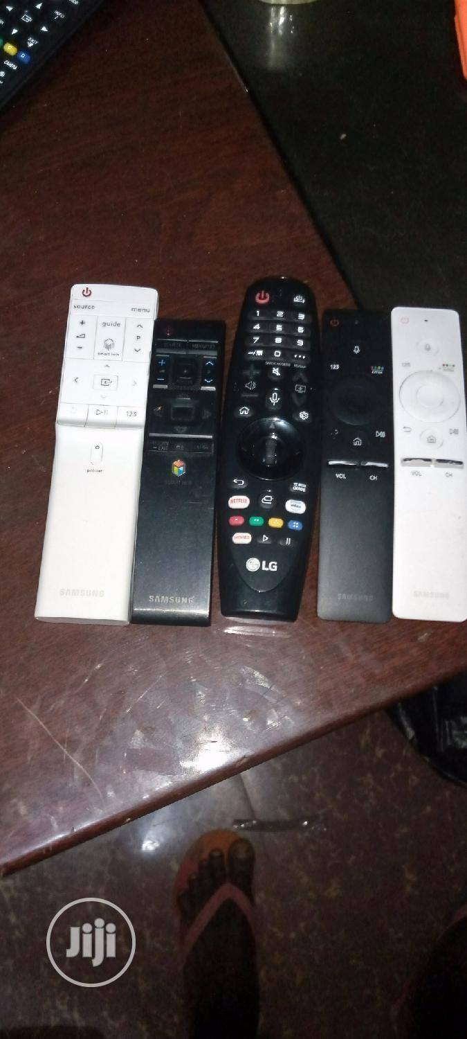 Magic Remote Control For All INT Samsung Tvs & LG Tvs   Accessories & Supplies for Electronics for sale in Ojo, Lagos State, Nigeria