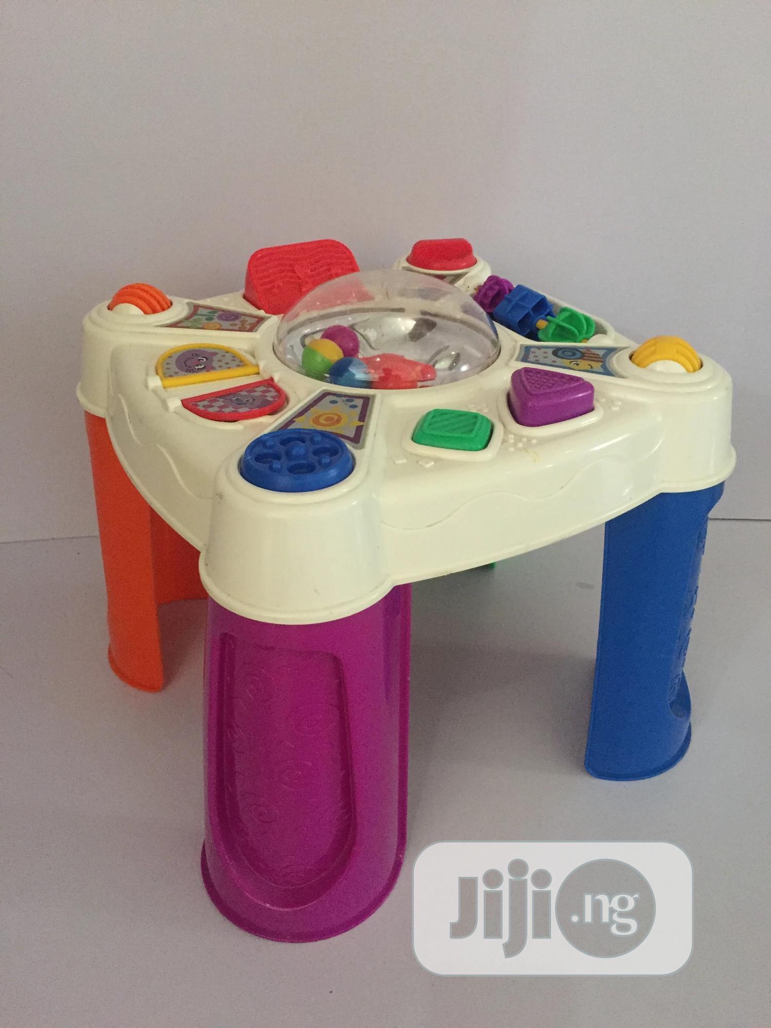 Educational Kids Learning Table Fun