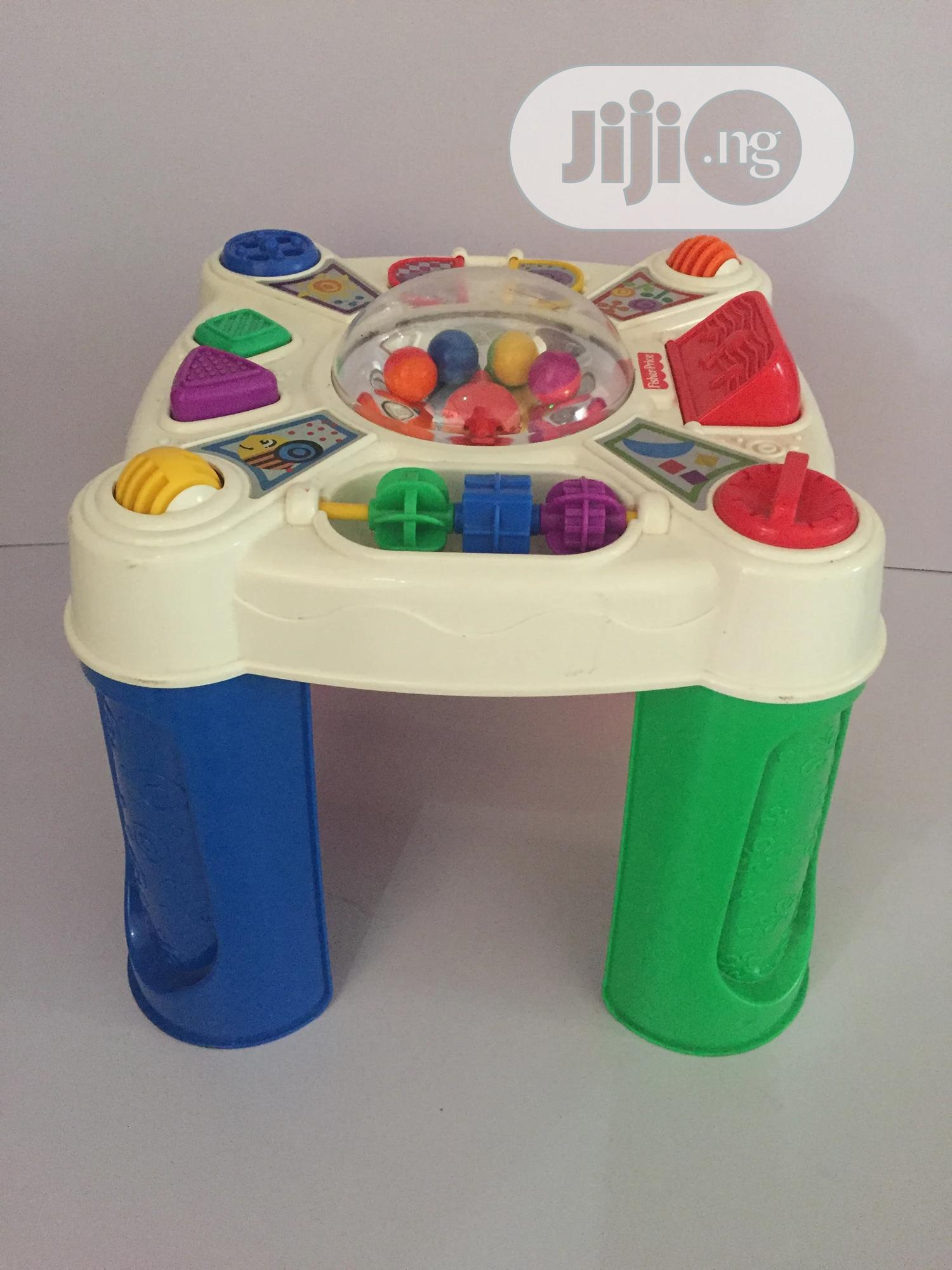 Educational Kids Learning Table Fun | Toys for sale in Ajah, Lagos State, Nigeria