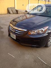 Honda Accord 2011 Sedan LX Automatic Black | Cars for sale in Lagos State, Amuwo-Odofin