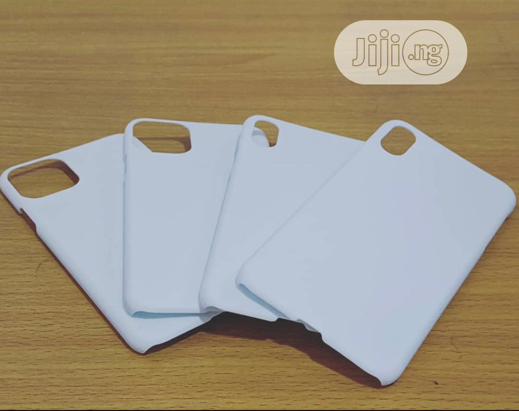 Blank Sublimation Phone Cover/Case For iPhone 6, 6s & 7
