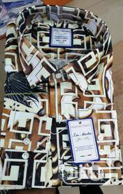 Versace Pattern TM Martin Vintage Turkey Shirts | Clothing for sale in Lagos State, Lagos Island