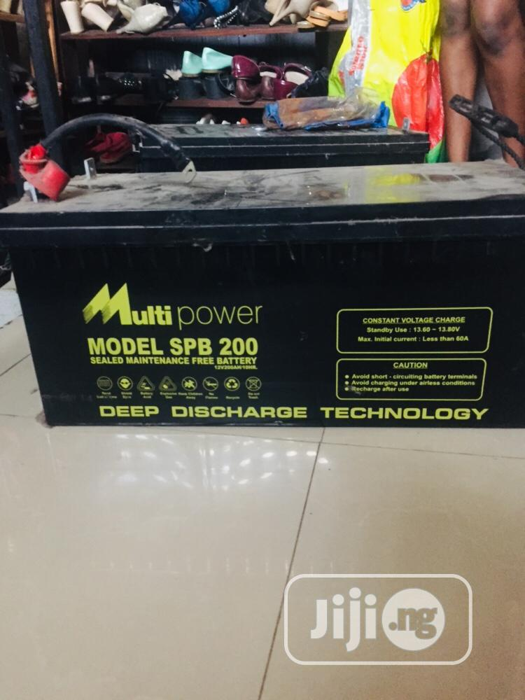 We Buy Used/Scrapped Inverter Batteries | Electrical Equipment for sale in Ajah, Lagos State, Nigeria