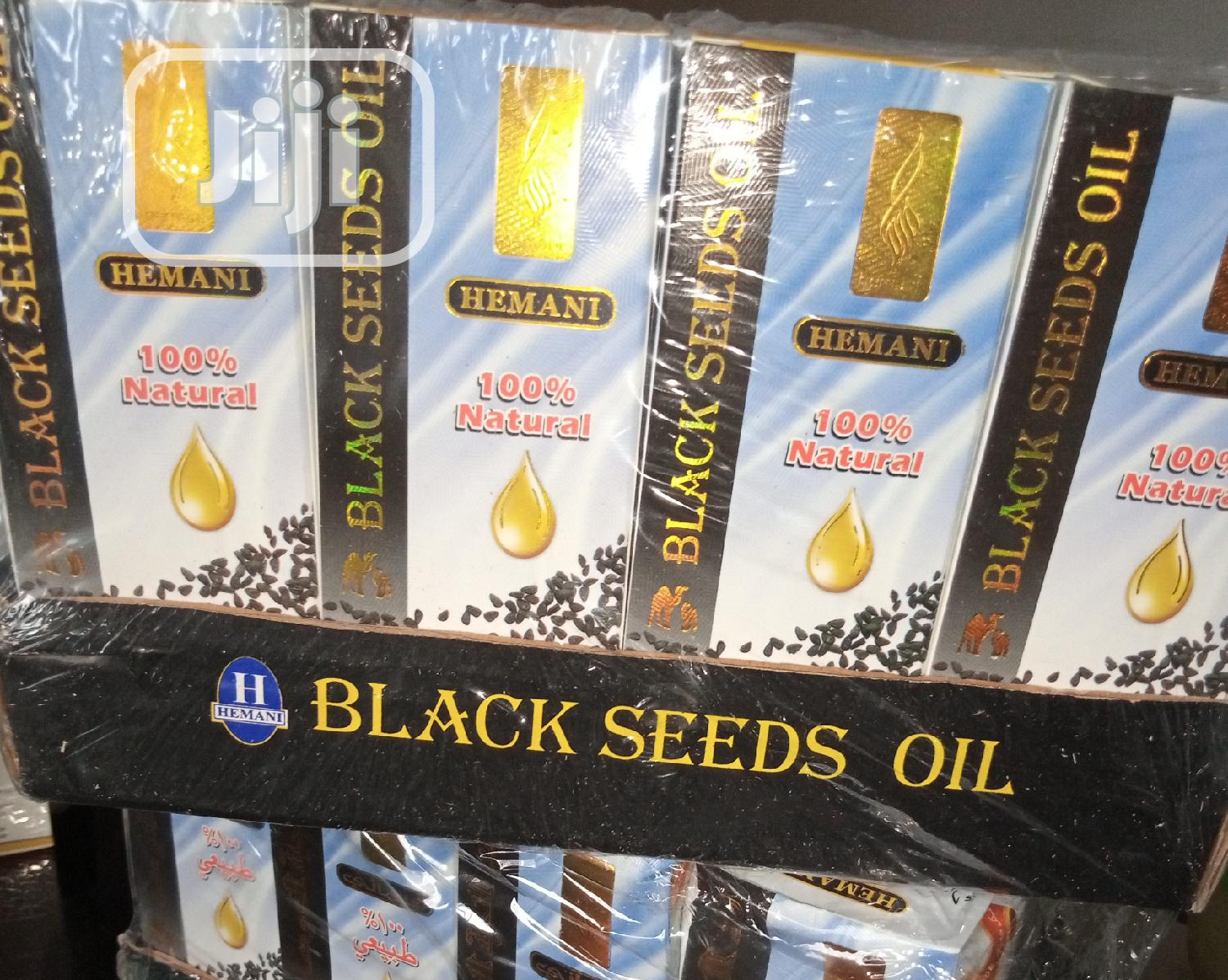 HEMANI BLACK SEED OIL (Cure For All , Diseases And Sickness)