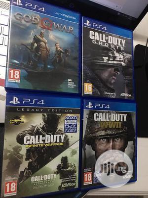 Call of Duty (WW II, Ghosts, Infinite Warfare)   Video Games for sale in Abuja (FCT) State, Kubwa