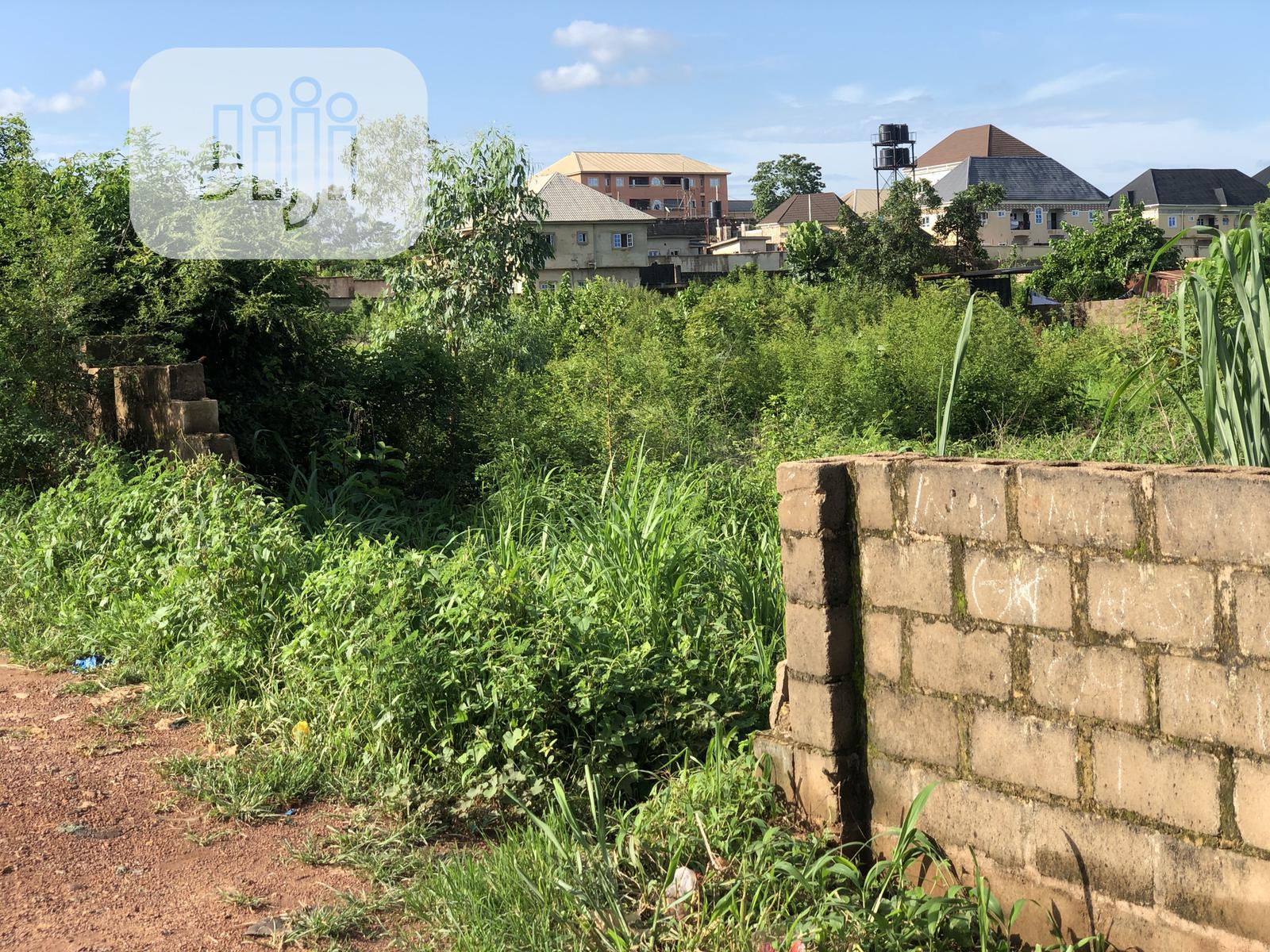 5 Plots Of Land Along Abakaliki Expressway Around Nnpc Mega Station