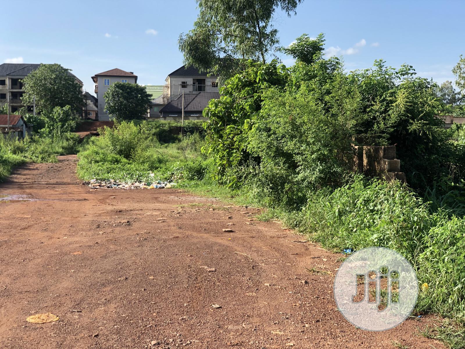 5 Plots Of Land Along Abakaliki Expressway Around Nnpc Mega Station   Land & Plots For Sale for sale in Enugu, Enugu State, Nigeria