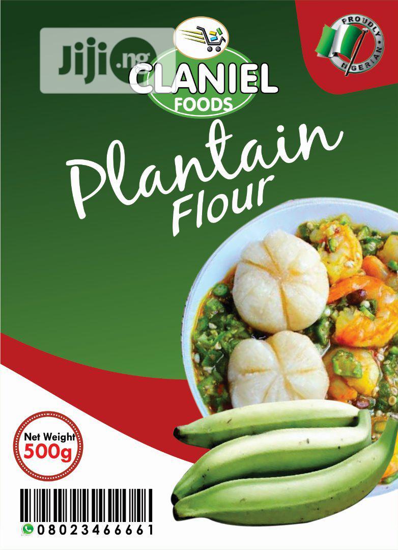 Archive: Plantain Flour