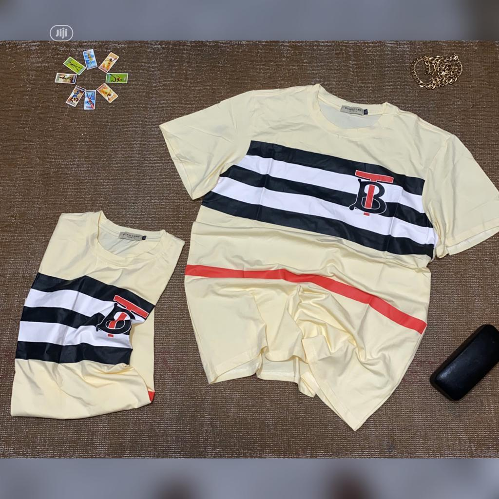 Original Burberry T Shirts Now Available In Store   Clothing for sale in Lagos Island, Lagos State, Nigeria