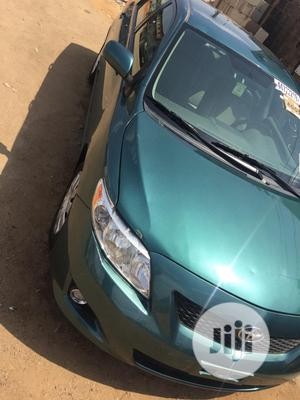 Toyota Corolla 2010 Blue | Cars for sale in Lagos State, Isolo