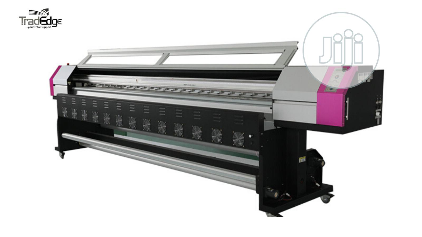 Galaxy UD-3212LD Large Format Colorful Printer 10ft Machine