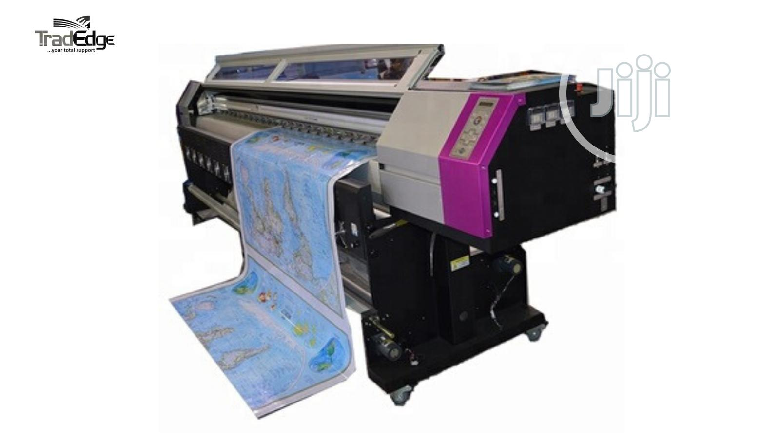 Galaxy UD-3212LD Large Format Colorful Printer 10ft Machine | Printing Equipment for sale in Ikeja, Lagos State, Nigeria