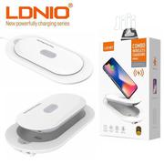 LDNIO PW501 Combo 5000mah Wireless Charging External Battery | Accessories for Mobile Phones & Tablets for sale in Lagos State, Ikeja