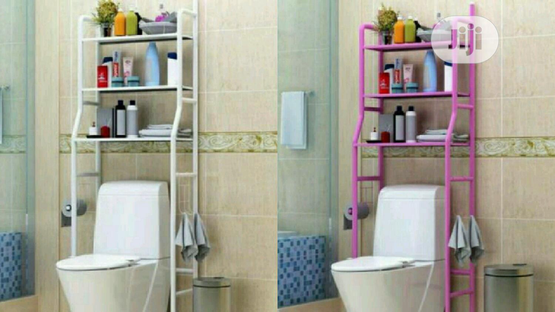 Generic Toilet Multipurpose Rack -3- Layer