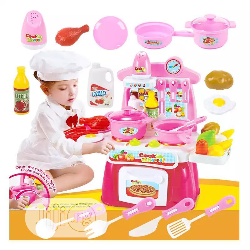 Fun Kitchen