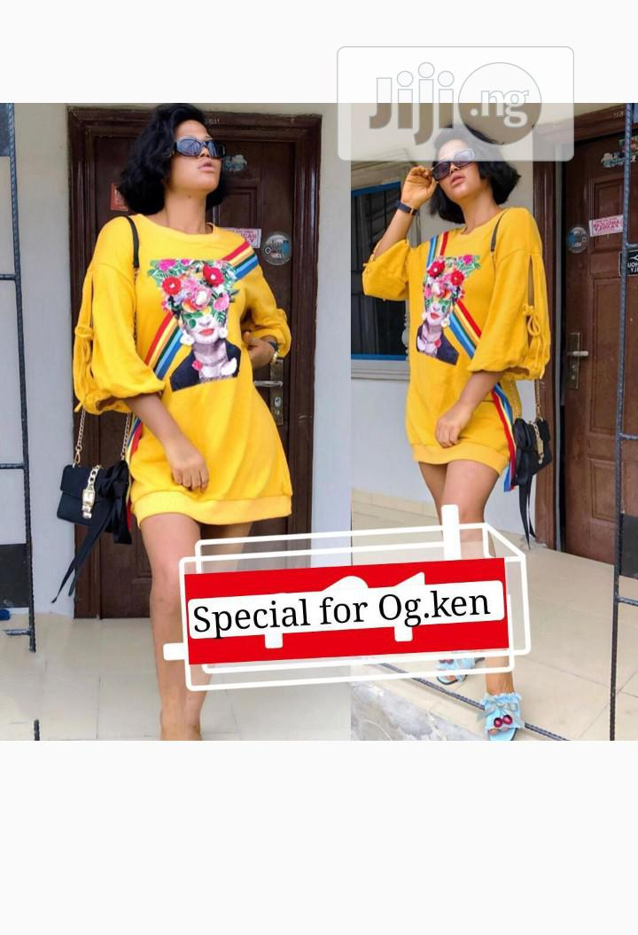 Female Short Polo Dress   Clothing for sale in Ikeja, Lagos State, Nigeria