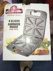 Rashnik 4slices Toaster | Kitchen Appliances for sale in Oyo State, Ibadan