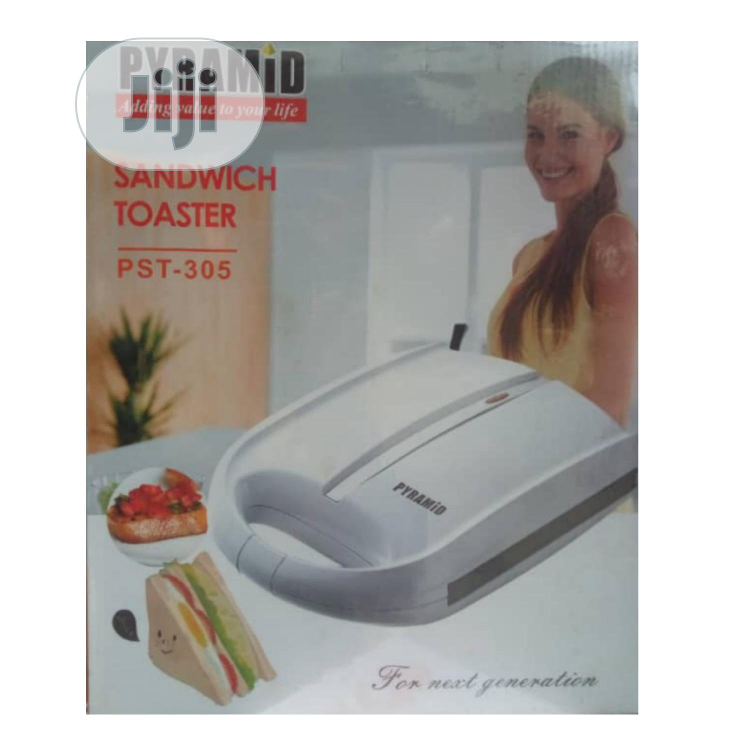 Archive: Pyramid 4slices Bread Toaster