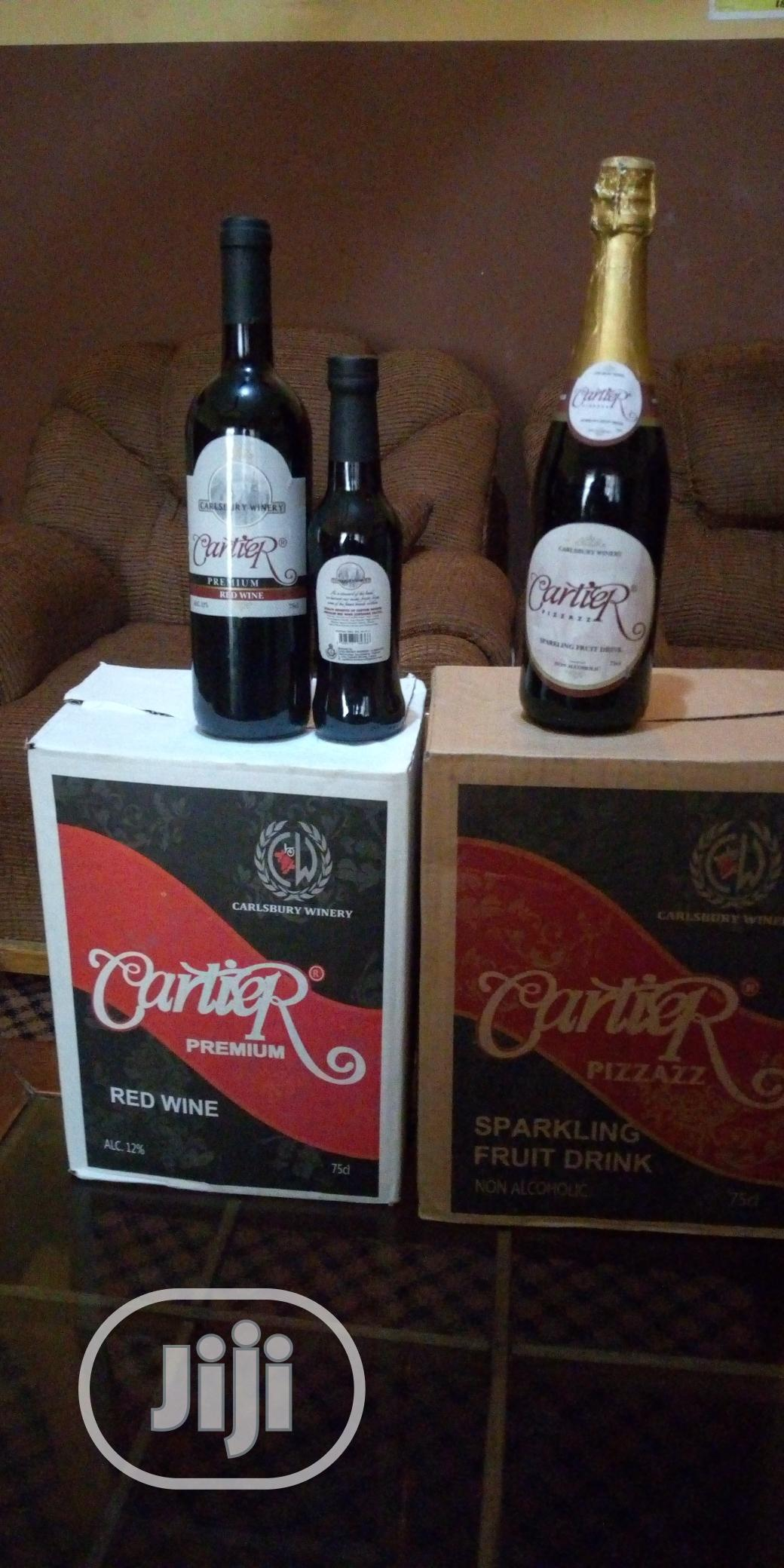 Cartier Wines | Meals & Drinks for sale in Alimosho, Lagos State, Nigeria