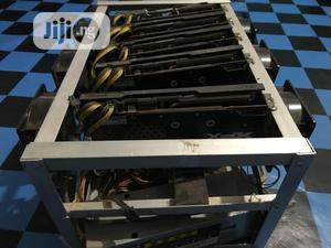 G P U Mining Machine For Crypto Currency | Computer Hardware for sale in Edo State, Benin City