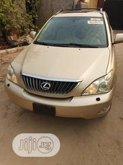 Lexus RX 2009 350 4x4 Gold | Cars for sale in Lagos State, Ikeja