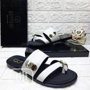 Giannfrancco Buttari Palm Slippers | Shoes for sale in Lagos State, Lagos Island