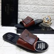 Gianfrannco Buttari Palm Slippers | Shoes for sale in Lagos State, Lagos Island