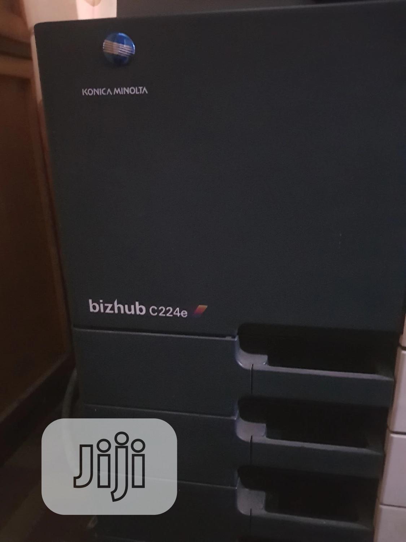 Konica Minolta Bizhub C224e   Printing Equipment for sale in Surulere, Lagos State, Nigeria