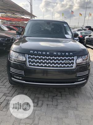 Land Rover Range Rover Vogue 2015 Gray | Cars for sale in Lagos State, Lekki